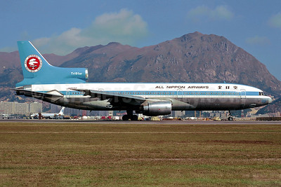 All Nippon Airways (ANA) Lockheed L-1011-385-1 TriStar 1 JA8502 (msn 1061) HKG (Christian Volpati). Image: 901200.
