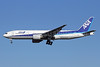 ANA (All Nippon Airways) Boeing 777-281 ER JA710A (msn 28279) NRT (Michael B. Ing). Image: 909300.