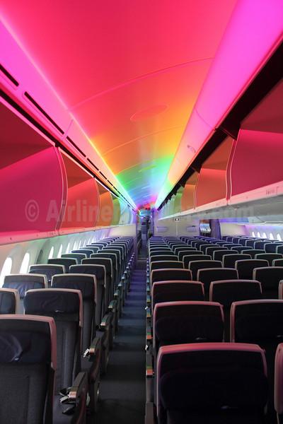 ANA (All Nippon Airways) Boeing 787-8 Dreamliner JA802A (msn 34497)
