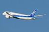 ANA (All Nippon Airways) Boeing 787-8 Dreamliner N787EX (msn 40691) HND (Akira Uekawa). Image: 906838.