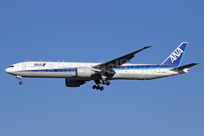 ANA (All Nippon Airways) Boeing 777-381 ER JA785A (msn 37951) NRT (Michael B. Ing). Image: 912572.
