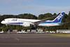 ANA (All Nippon Airways) Boeing 787-8 Dreamliner N787EX (msn 40691) BFI (Gabor Hajdufi). Image: 905230.