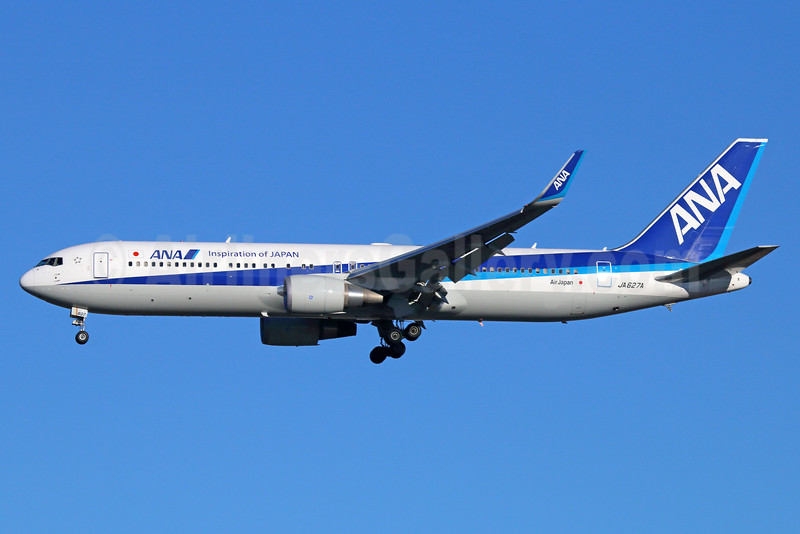 ANA (All Nippon Airways)-Air Japan Boeing 767-381 ER WL JA627A (msn 40898) NRT (Michael B. Ing). Image: 933844.