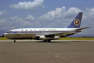 All Nippon Airways (ANA) Boeing 737-281 JA8416 (msn 20562) (Jacques Guillem Collection). Image: 904981.