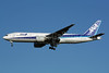 ANA (All Nippon Airways) Boeing 777-281 ER JA707A (msn 27037) NRT (Michael B. Ing). Image: 901337.