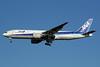 ANA (All Nippon Airways) Boeing 777-281 ER JA707A (msn 27037) NRT (Michael B. Ing). Image: 901337.