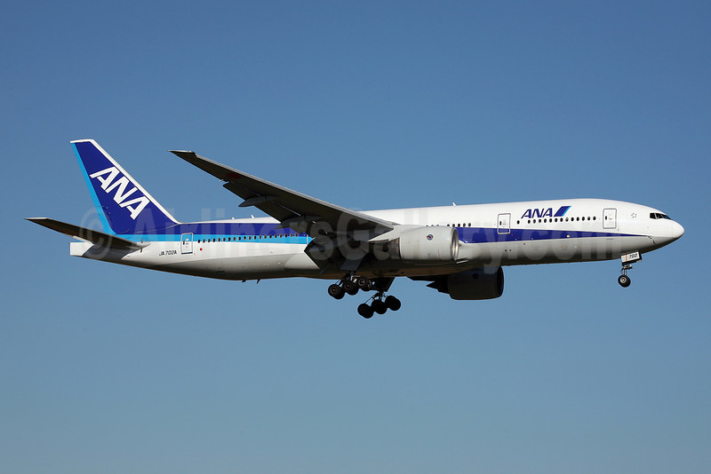 Non-ER Boeing 777-200s to replaced with 787-9 Dreamliners