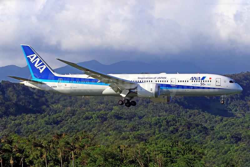 ANA's 50th Boeing 787 Dreamliner