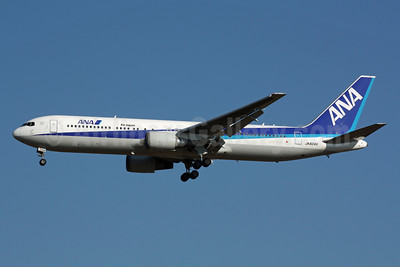 ANA (All Nippon Airways)-Air Japan Boeing 767-381 ER JA604A (msn 32973) NRT (Michael B. Ing). Image: 901343.