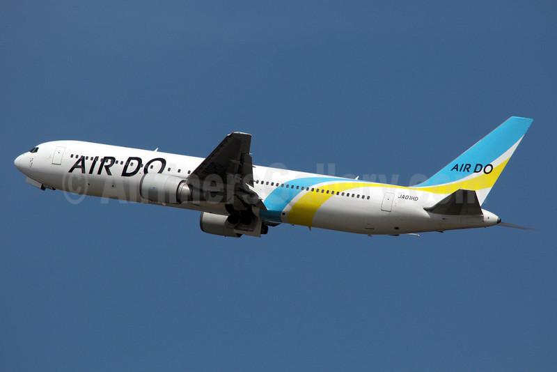 Air Do Boeing 767-33A ER JA01HD (msn 28159) NGO (Ken Petersen). Image: 934407.
