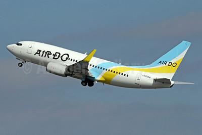 Air Do Boeing 737-781 WL JA01AN (msn 33916) HND (Michael B. Ing). Image: 909647.