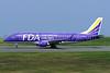 FDA-Fuji Dream Airlines Embraer ERJ 170-200STD (ERJ 175) JA06FJ (msn 17000332) FSZ (Akira Uekawa). Image: 913388.