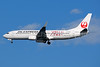 JAL-JAL Express Boeing 737-846 WL JA331J (msn 40346) (Let's go to Tohoku!) HND (Akira Uekawa). Image: 921862.