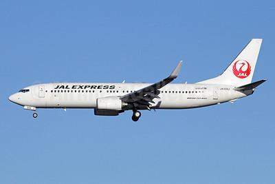 JAL-JAL Express Boeing 737-846 WL JA339J (msn 40354) NRT (Michael B. Ing). Image: 912022.