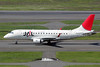 JAL-Japan Airlines (J-Air) Embraer ERJ 170-100STD JA217J (msn 17000308) HND (Shige Sakaki). Image:
