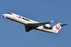 JAL-Japan Airlines (J-Air) Bombardier CRJ200 (CL-600-2B19) JA204J (msn 7643) CTS (Robbie Shaw). Image: 933465.