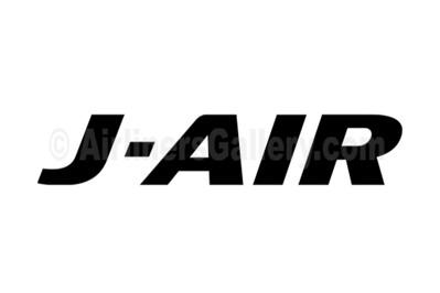 1. J-Air logo