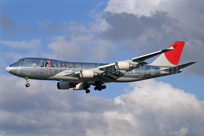 JAL Cargo (Japan Airlines) Boeing 747-446F JA402J (msn 33749) LHR (Antony J. Best). Image: 939822.