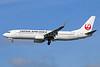 JAL-Japan Airlines Boeing 737-846 WL JA347J (msn 39194) NRT (Michael B. Ing). Image: 934408.