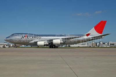 JAL Cargo (Japan Airlines) Boeing 747-446F JA401J (msn 33748) AMS (Ton Jochems). Image: 954065.