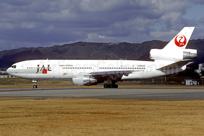 JAL-Japan Airlines McDonnell Douglas DC-10-40 JA8542 (msn 47825) NGO (Christian Volpati Collection). Image: 940441.
