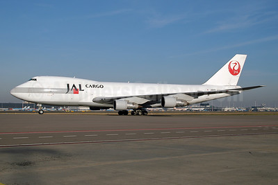 JAL Cargo (Japan Airlines) Boeing 747-246F JA8171 (msn 23391) AMS (Ton Jochems). Image: 954064.