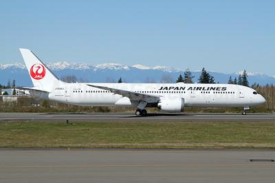 JAL-Japan Airlines Boeing 787-9 Dreamliner JA882J (msn 66515) PAE (Nick Dean). Image: 953457.