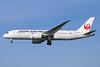 JAL-Japan Airlines Boeing 787-8 Dreamliner JA 831J (msn 34847) NRT (Michael B. Ing). Image: 936519.