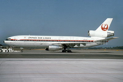 JAL-Japan Airlines McDonnell Douglas DC-10-40 JA8548 (msn 47857) (Rob Findt Collection). Image: 925512.