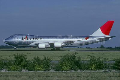 JAL Cargo (Japan Airlines) Boeing 747-446F JA401J (msn 33748) CDG (Christian Volpati). Image: 939824.