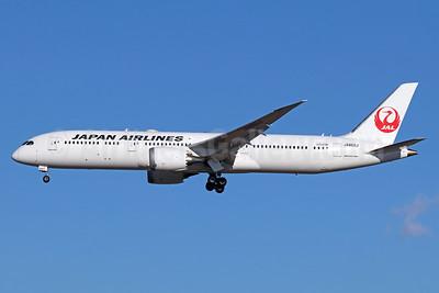 JAL-Japan Airlines Boeing 787-9 DreamlinerJA862J (msn 34841) NRT (Michael B. Ing). Image: 940438.