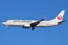 JAL-Japan Airlines Boeing 737-846 WL JA320J (msn 35349) NRT (Michael B. Ing). Image: 933995.