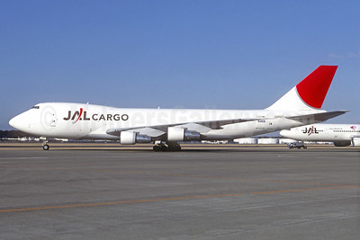 JAL Cargo (Japan Airlines) Boeing 747-246F JA8937 (msn 22477) NRT (Christian Volpati Collection). Image: 939620.