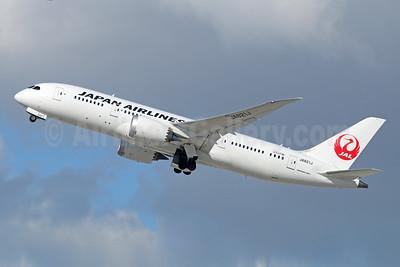 JAL-Japan Airlines Boeing 787-8 Dreamliner JA821J (msn 34831) LAX (Michael B. Ing). Image: 944277.