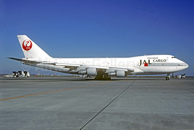 JAL Cargo (Japan Airlines) Boeing 747-246B (F) JA8169 (msn 23389) (Christian Volpati Collection). Image: 939618.