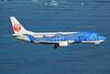 Japan Transocean Air-JAL Boeing 737-4Q3 JA8939 (msn 29486) (Jimbei Jet - Whale Shark) ISG (KSK). Image: 913055.