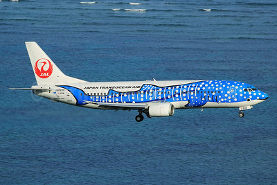 "Blue version of the ""Jimbei Jet - Whale Shark"" color scheme"