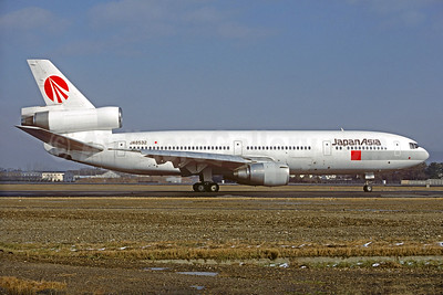 Japan Asia Airways McDonnell Douglas DC-10-40 JA8532 (msn 46660) NGO (Christian Volpati Collection). Image: 927994.