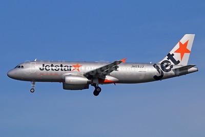 Jetstar (Japan) Airbus A320-232 JA03JJ (msn 5161) NRT (Michael B. Ing). Image: 926529.