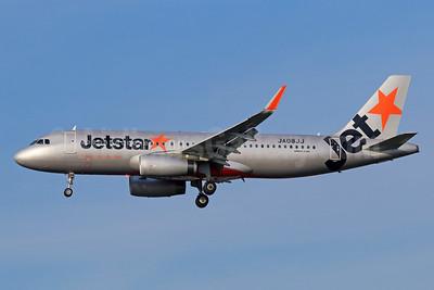 Jetstar (Japan) Airbus A320-232 WL JA08JJ (msn 5492) NRT (Michael B. Ing). Image: 940428.