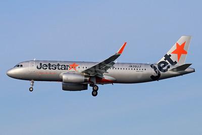Jetstar (Japan) Airbus A320-232 WL JA20JJ (msn 6381) NRT (Michael B. Ing). Image: 940429.