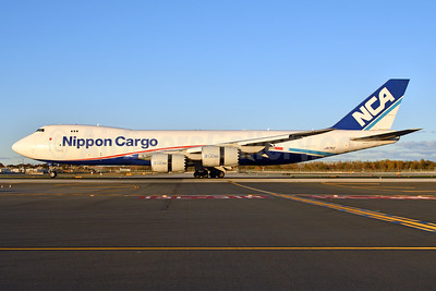 NCA-Nippon Cargo Airlines Boeing 747-8KZF JA17KZ (msn 36140) JFK (Fred Freketic). Image: 935507.