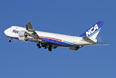 NCA-Nippon Cargo Airlines Boeing 747-8KZF JA11KZ (msn 36136) SFO (Mark Durbin). Image: 922082.