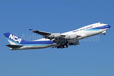 NCA-Nippon Cargo Airlines Boeing 747-4KZF JA06KZ (msn 36133) NRT (Michael B. Ing). Image: 938308.