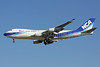 NCA-Nippon Cargo Airlines Boeing 747-4KZF JA05KZ (msn 36132) NRT (Michael B. Ing). Image: 908827.