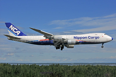 NCA-Nippon Cargo Airlines Boeing 747-8KZF JA11KZ (msn 36136) ANC (Ken Petersen). Image: 931138.