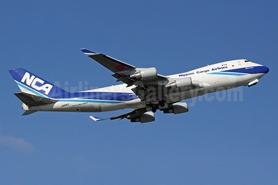 NCA-Nippon Cargo Airlines Boeing 747-4KZF JA08KZ (msn 36135) ANC (Michael B. Ing). Image: 903199.
