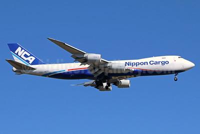 NCA-Nippon Cargo Airlines Boeing 747-8KZF JA17KZ (msn 36140) ANC (Michael B. Ing). Image: 938305.
