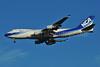 NCA-Nippon Cargo Airlines Boeing 747-4KZF JA05KZ (msn 36132) BKK (Ken Petersen). Image: 908826.
