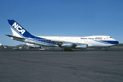 NCA-Nippon Cargo Airlines Boeing 747-281F JA8188 (msn 23919) ANC (Christian Volpati Collection). Image: 946038.